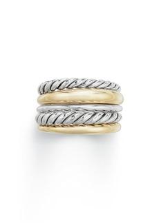 David Yurman Pure Form® Wide Ring