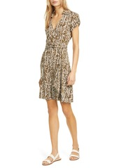 Diane von Furstenberg Tahlia Silk Wrap Dress
