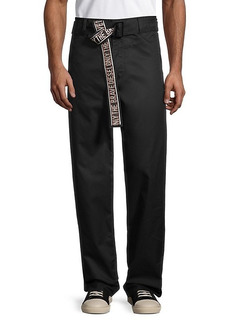Diesel Belted Oversized Trousers