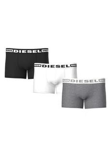 DIESEL® Kory 3-Pack Cotton Trunks