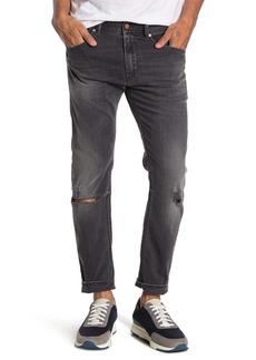 Diesel Thommer Distressed Slim Fit Jeans