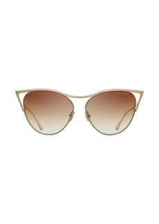 DITA Revoir 59MM Cat-Eye Sunglasses