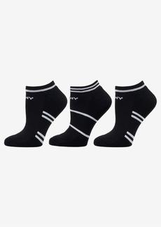Dkny Sport Women's 3-Pk. Half-Cushion No-Show Socks