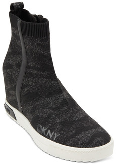 Dkny Women's Cali Wedge Sneakers