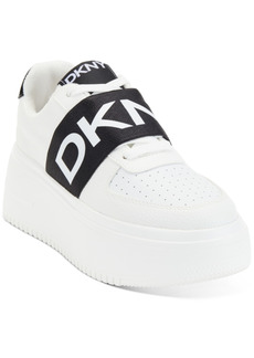 Dkny Women's Madigan Lace-Up Sneakers