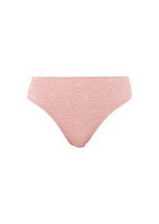 Dodo Bar Or Morgan high-rise high-leg bikini briefs