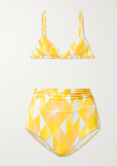 Dodo Bar Or Leon Loe Printed Bikini