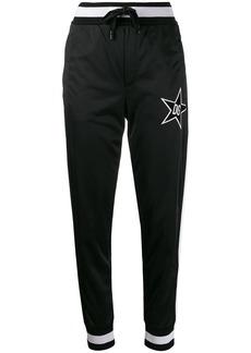 Dolce & Gabbana DG star track pants