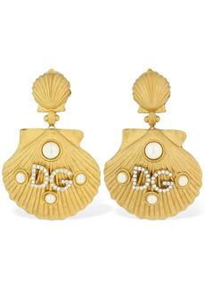 Dolce & Gabbana Dg Summer Clip-on Earrings