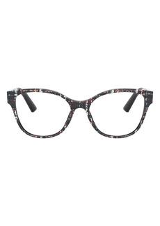 Dolce & Gabbana Dolce&Gabbana 52mm Optical Butterfly Glasses