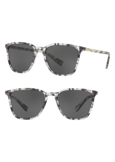 Dolce & Gabbana Dolce&Gabbana 53mm Square Sunglasses