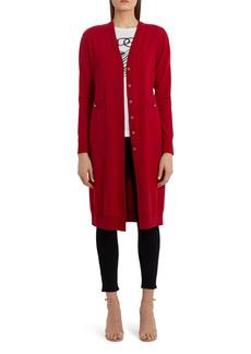 Dolce & Gabbana Dolce&Gabbana Belted Wool Cardigan