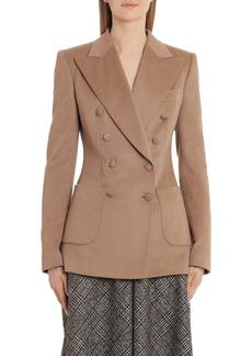 Dolce & Gabbana Dolce&Gabbana Double Breasted Cashmere Jacket