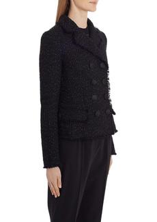 Dolce & Gabbana Dolce&Gabbana Double Breasted Tweed Jacket