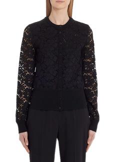 Dolce & Gabbana Dolce&Gabbana Lace Cardigan