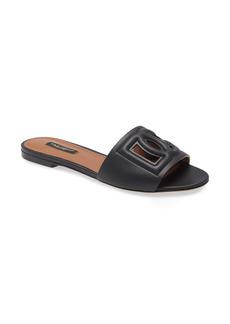 Dolce & Gabbana Dolce&Gabbana Millennial Slide Sandal (Women)