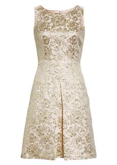 Dolce & Gabbana Dolce&Gabbana Sleeveless Matelassé A-Line Dress