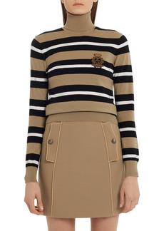 Dolce & Gabbana Dolce&Gabbana Stripe Turtleneck Sweater
