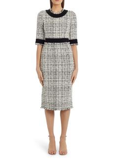 Dolce & Gabbana Dolce&Gabbana Tweed Dress