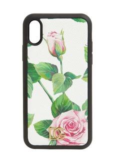 Dolce & Gabbana Printed Dufin I Phone Xs Max Case