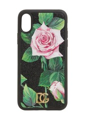 Dolce & Gabbana Printed Dufin I Phone X/xs Case