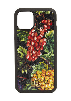 Dolce & Gabbana Uva Printed I Phone 11 Pro Cover