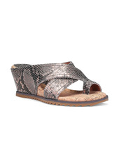 Donald J Pliner Donald Pliner Candice Wedge Slide Sandal (Women)