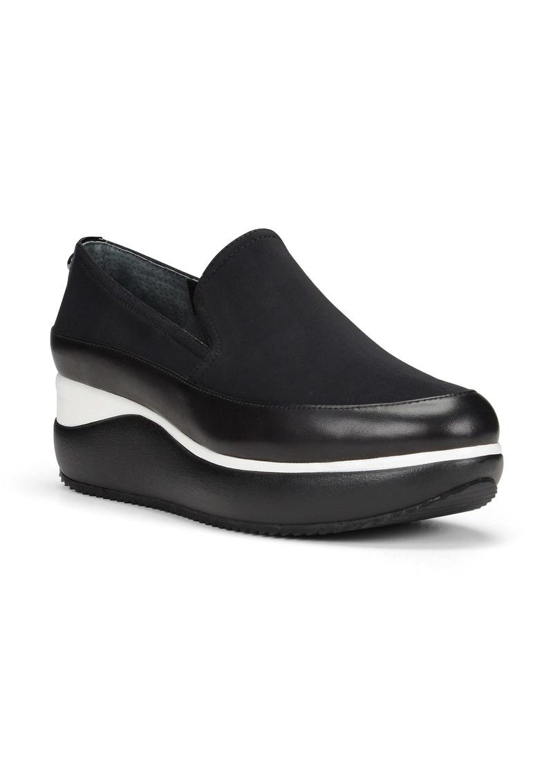 Donald J Pliner Donald Pliner Lizzee Slip-On Platform Sneaker (Women)