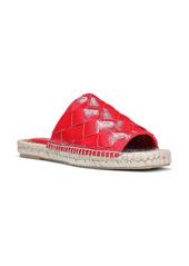 Donald J Pliner Donald Pliner Nyce Woven Slide Sandal (Women)