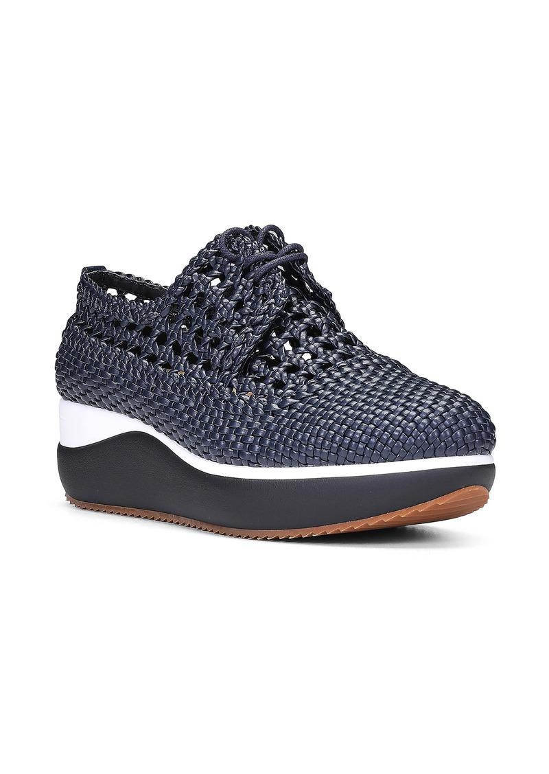 Donald J Pliner Donald Pliner Woven Platform Sneaker (Women)