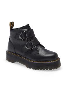 Dr. Martens Devon Heart Platform Boot (Women)