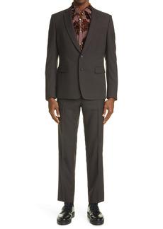 Dries Van Noten Kayne Wool Suit