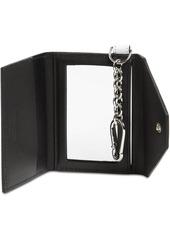 Dsquared2 Logo Print Leather Mirror Case