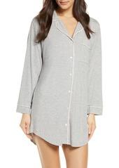 Eberjey Gisele Stretch Jersey Sleep Shirt