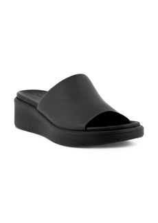 ECCO Flowt Wedge Slide Sandal (Women)