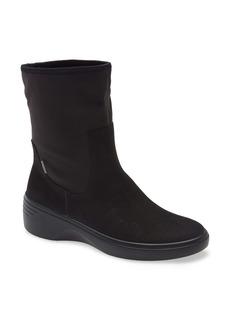 ECCO Soft 7 Gore-Tex® Waterproof Wedge Boot (Women)