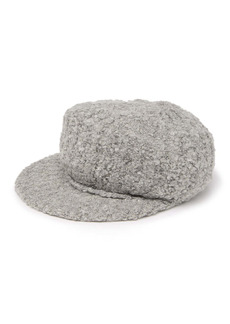 Echo Boucle Knit GIbson Hat
