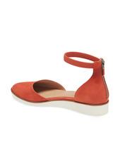 Eileen Fisher Ankle Strap Wedge (Women)