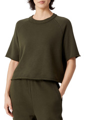 Eileen Fisher Boxy Crewneck T-Shirt