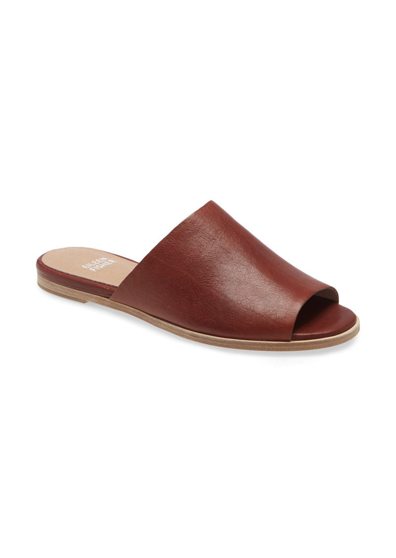 Eileen Fisher Class Slide Sandal (Women)