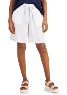 Eileen Fisher Drawstring Shorts