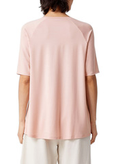 Eileen Fisher Elbow Sleeve Top