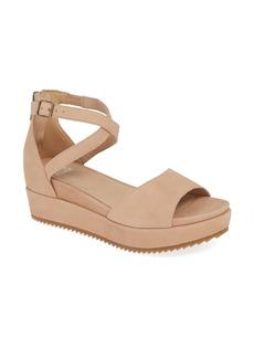 Eileen Fisher Emmy Platform Sandal (Women)