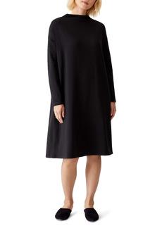 Eileen Fisher Funnel Neck Dress