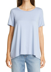 Eileen Fisher High/Low T-Shirt