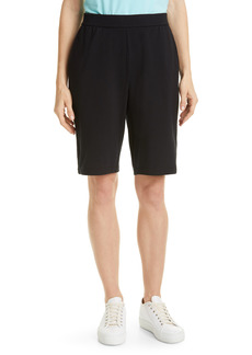 Eileen Fisher Longline Pull-On Shorts