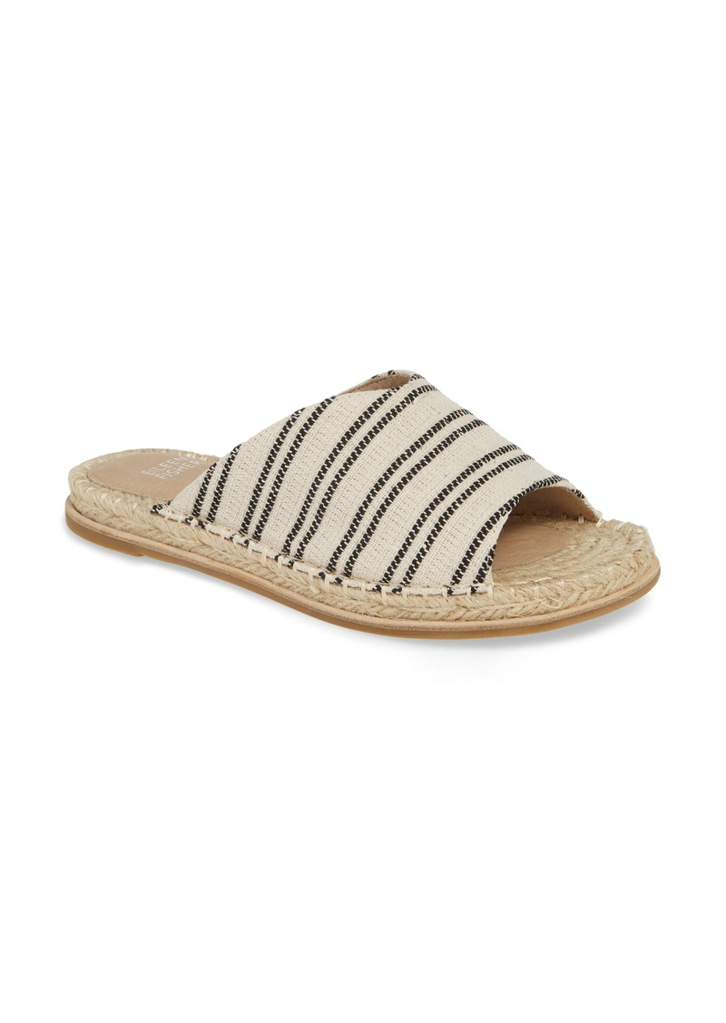 Eileen Fisher Milly Espadrille Slide Sandal (Women)