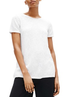 Eileen Fisher Organic Cotton & Linen Sweater