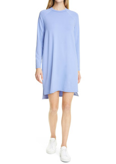 Eileen Fisher Raglan Long Sleeve Dress