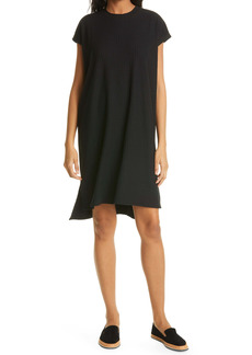 Eileen Fisher Rib Crewneck Dress